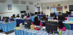 Respondents consisted of students from Years 4, 5 and 6 from Sekolah Kebangsaan Nibong.
