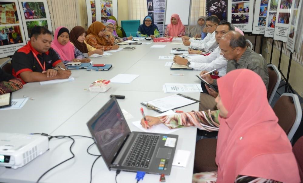 Antara peserta yang hadir.